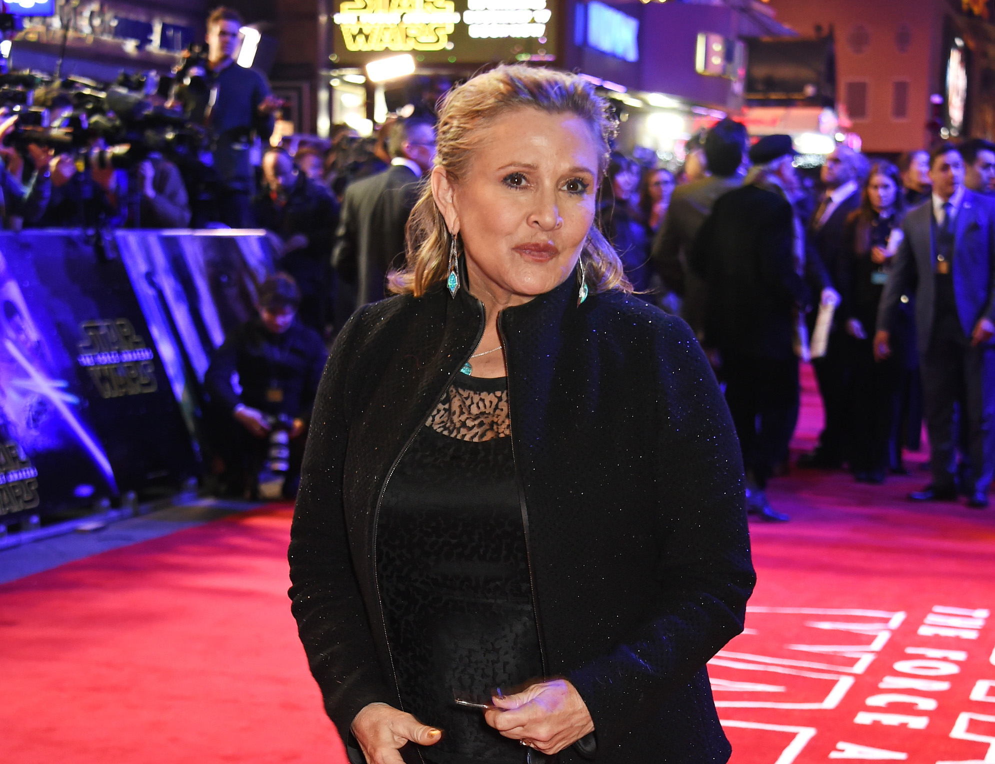 Disney and Lucasfilm have released statements about Carrie Fisher's death, and we're crying all over again