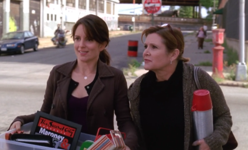 Tina Fey released a statement about Carrie Fisher, and that sound you hear is us sobbing