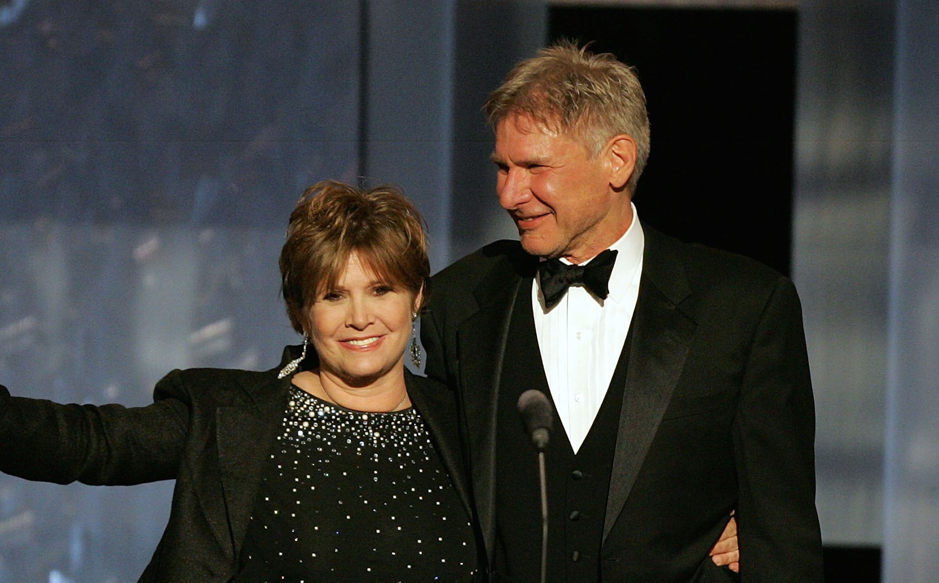 Harrison Ford's statement on Carrie Fisher's passing is so true to their relationship