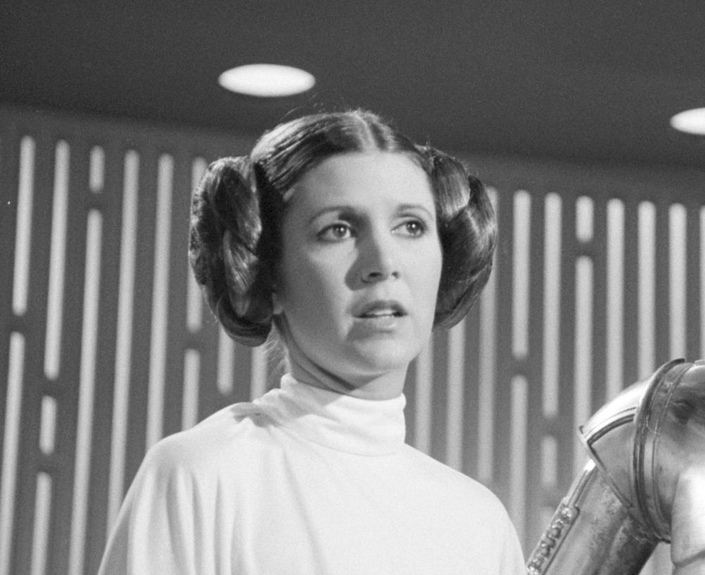 9 incredible ways that Carrie Fisher taught us all to be badass princesses
