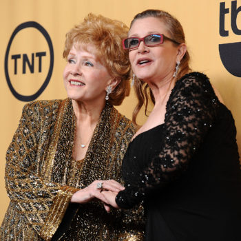 Carrie Fisher's mother, screen legend Debbie Reynolds, just released a heartfelt thank you to the world