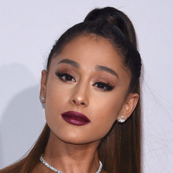 Ariana Grande has an actual twin – only, they're not related at all