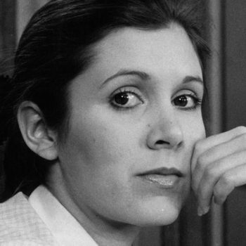 "Carrie Fisher's audition for ""Star Wars"" proves what a talent she was"