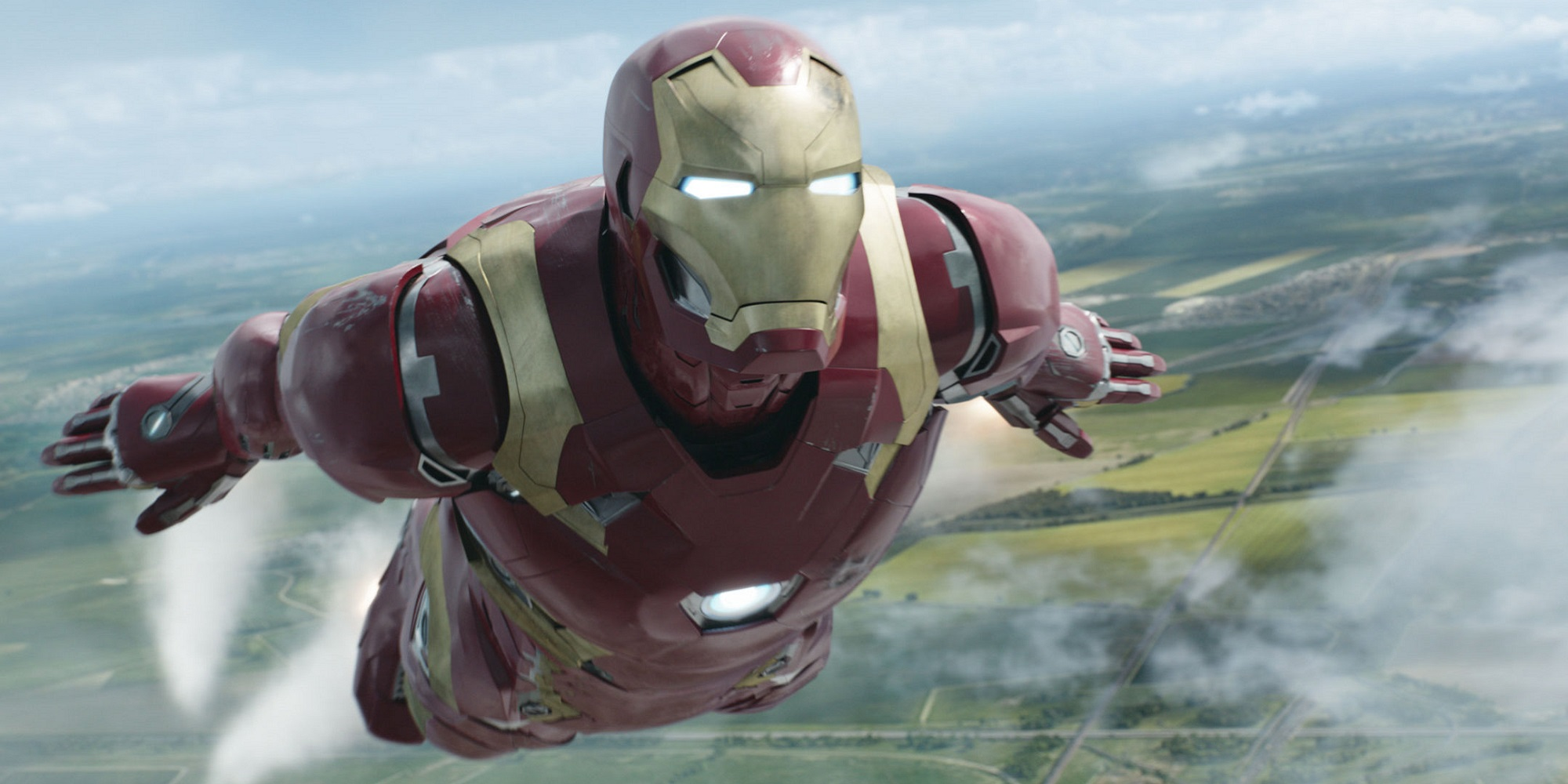 There's a new Iron Man ride at Disneyland and we want to ride it like, yesterday