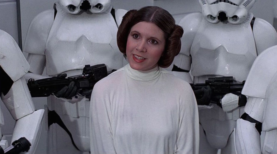 Why Carrie Fisher's obituary wish is making us laugh-cry bittersweet tears