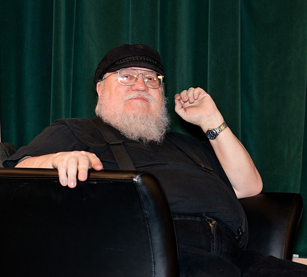 "Even ""Game of Thrones"" creator George R.R. Martin is over all the sadness in 2016"