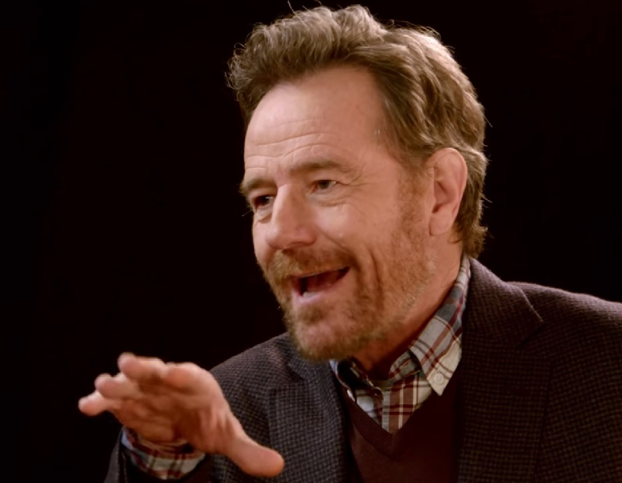 Bryan Cranston revealed that he was once a murder suspect based on a misunderstanding, and, whoa