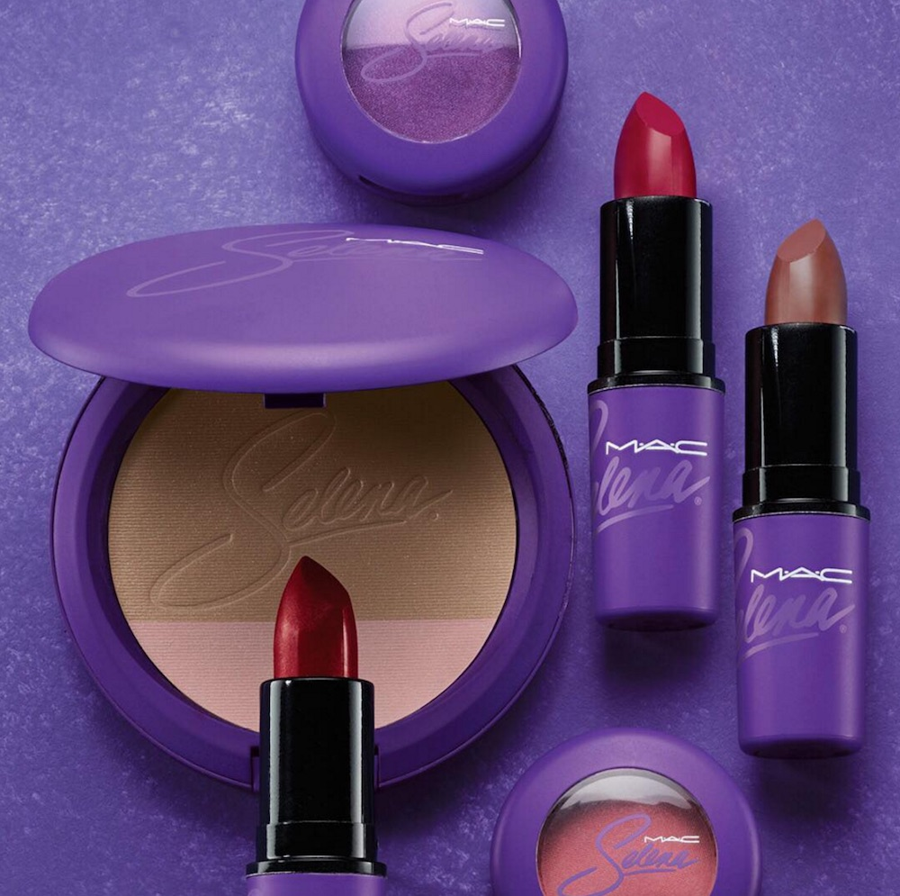 Set your alarms because the MAC Selena collection will still be available at these stores
