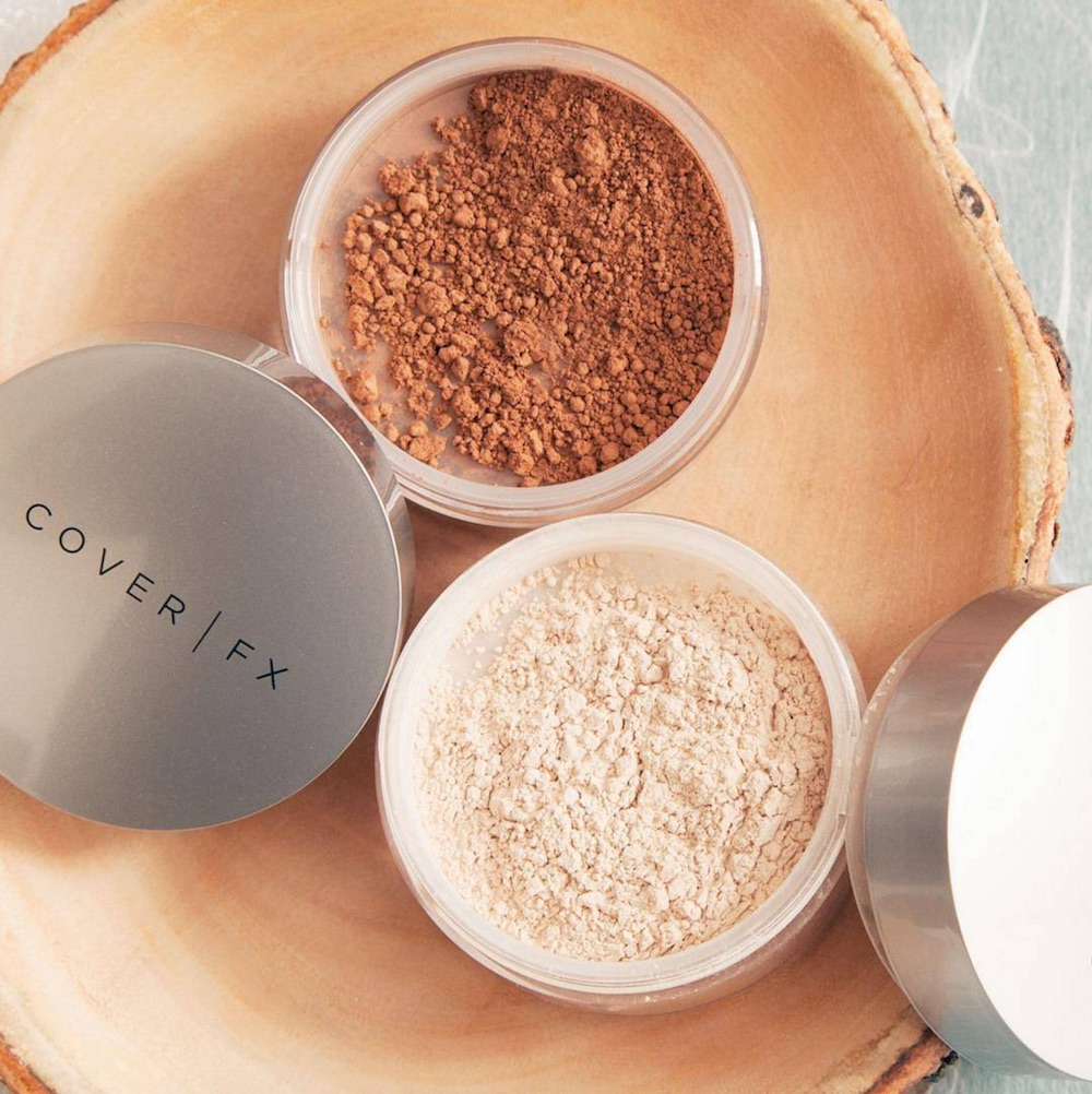 You'll soon be able to shop Cover FX's new setting powders at Sephora
