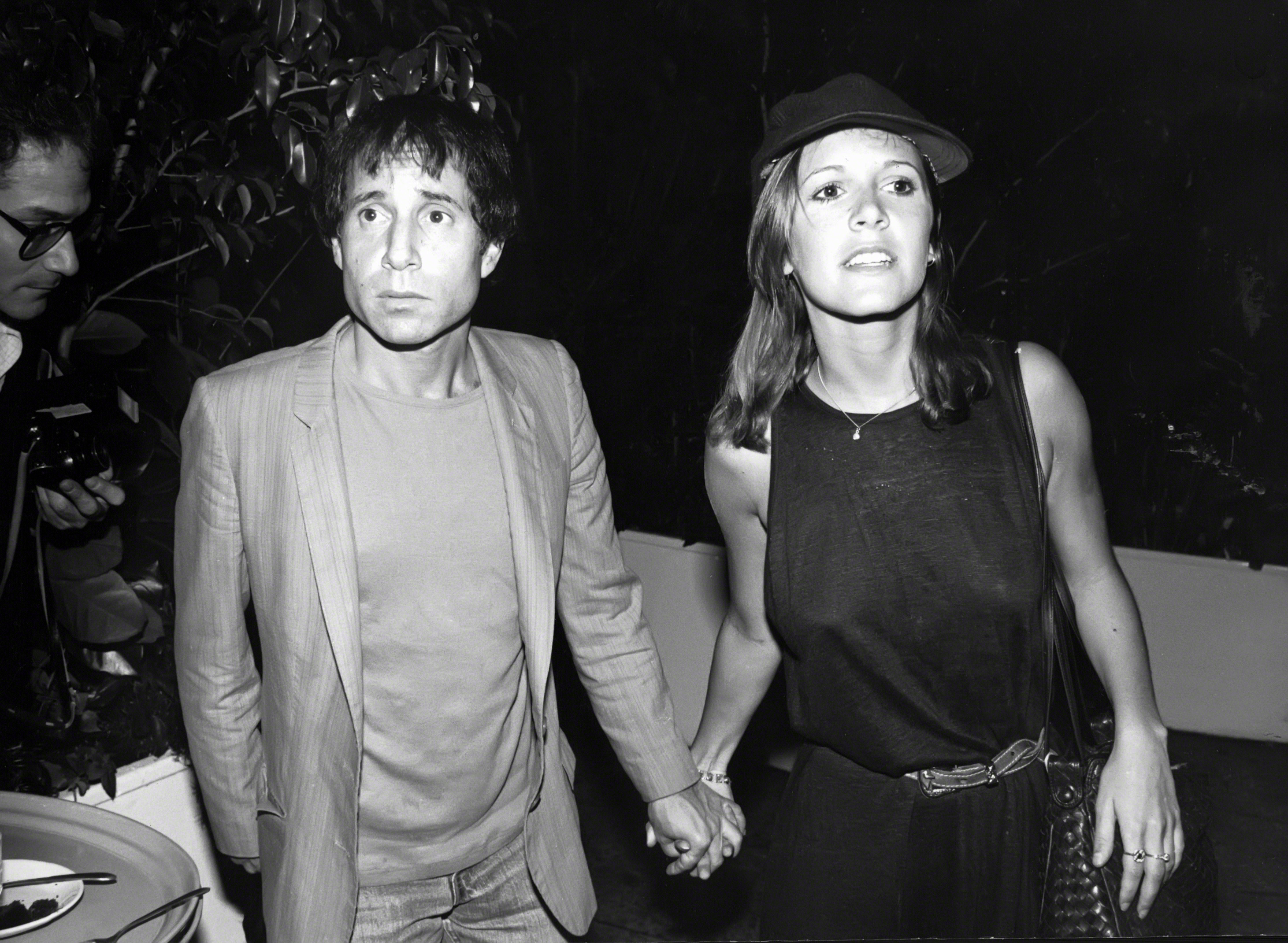 Paul Simon opens up about ex-wife Carrie Fisher's death, and we've got so many feels