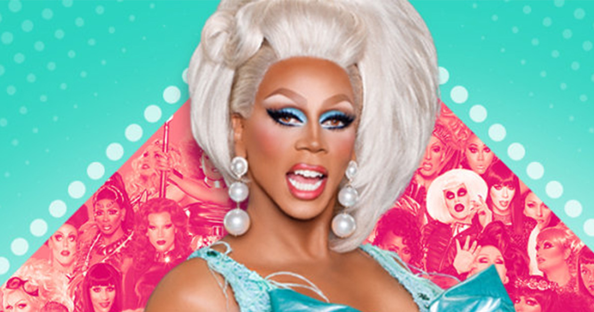 "This guy's straight brother made him a ""RuPaul's Drag Race"" version of Guess Who? and we're insanely jealous"