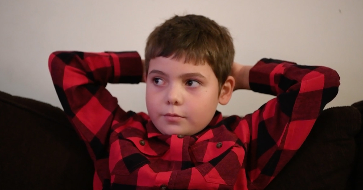 This 8-year-old boy was asked to leave the Cub Scouts for being transgender