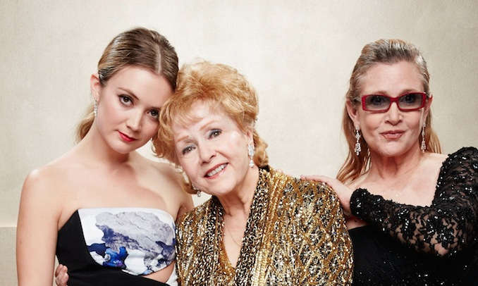 """Billie Lourd's """"Scream Queens"""" costars are showing their support after her grandmother Debbie Reynolds passed, and we're sending so much love"""