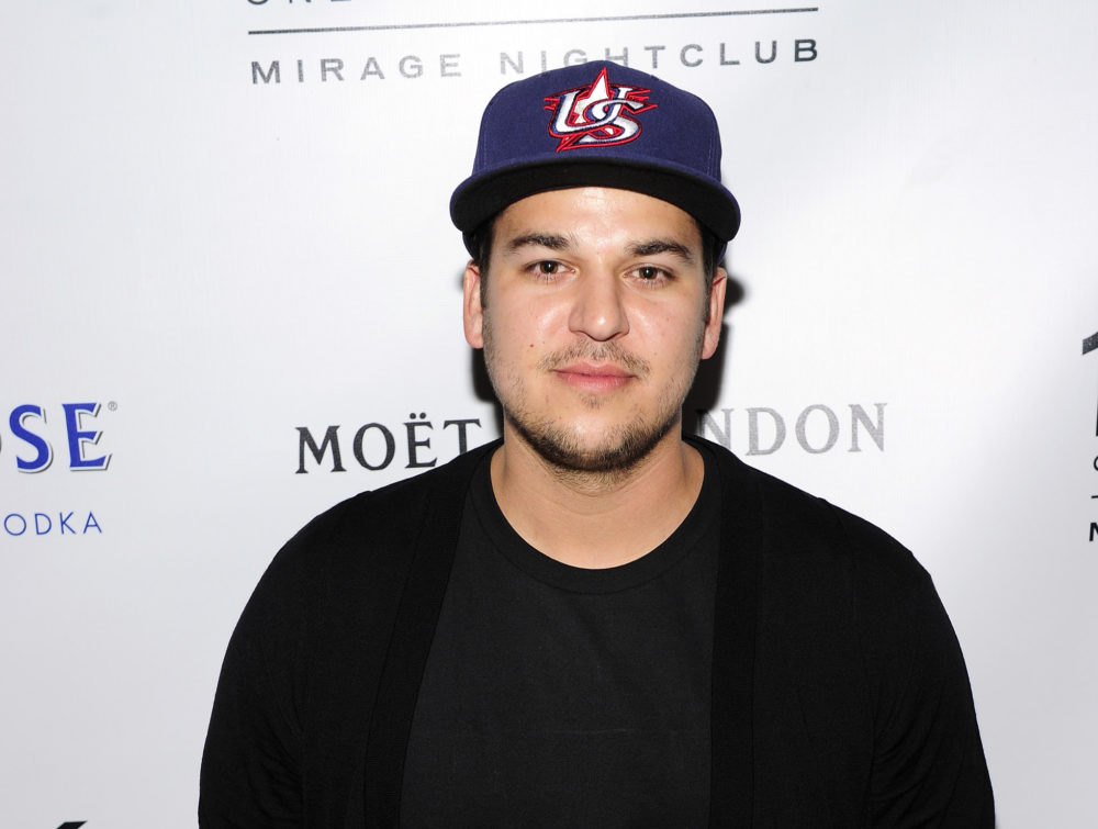 Rob Kardashian has left the hospital — and we hope that means he's going to be okay