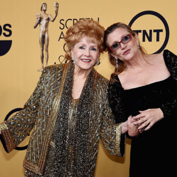Carrie Fisher was working on a HBO documentary about her relationship with her mother, Debbie Reynolds, when she died
