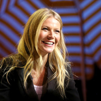 Gwyneth Paltrow suggests drinking wine, and hey we won't object to that