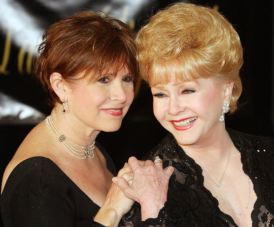 12 reasons Debbie Reynolds and Carrie Fisher were the ultimate Hollywood mother-daughter duo