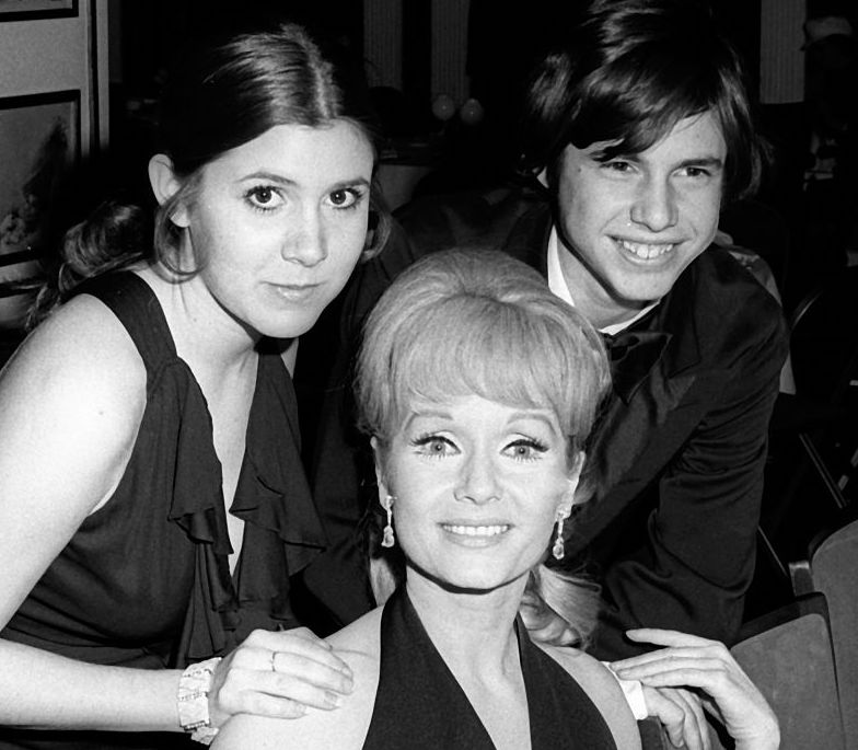 Carrie Fisher and Debbie Reynolds have been one of the best red carpet duos since 1972