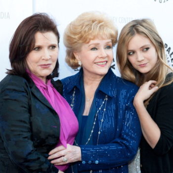 Billie Lourd's impression of her grandma Debbie Reynolds is lovely and adorable