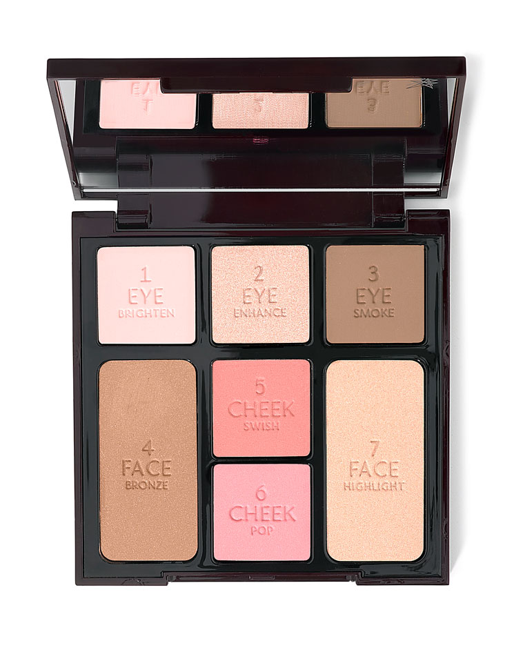 Charlotte Tilbury's must-have Instant Look In A Palette is back and you should snag it ASAP if you missed out before