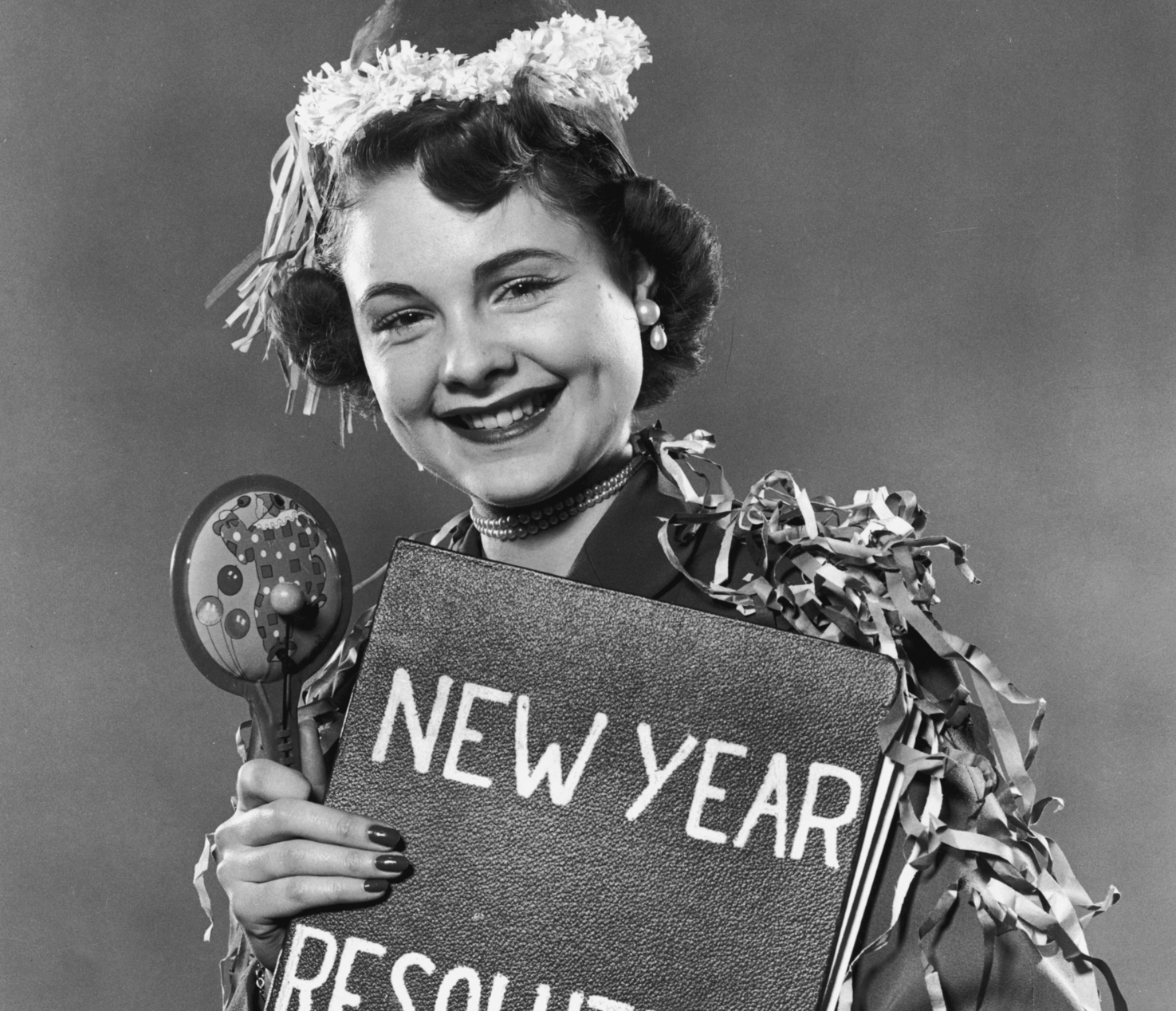 Where did New Year's resolutions even come from?