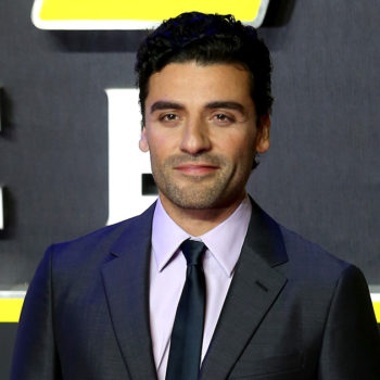 Oscar Isaac paid tribute to Carrie Fisher in the most touching way