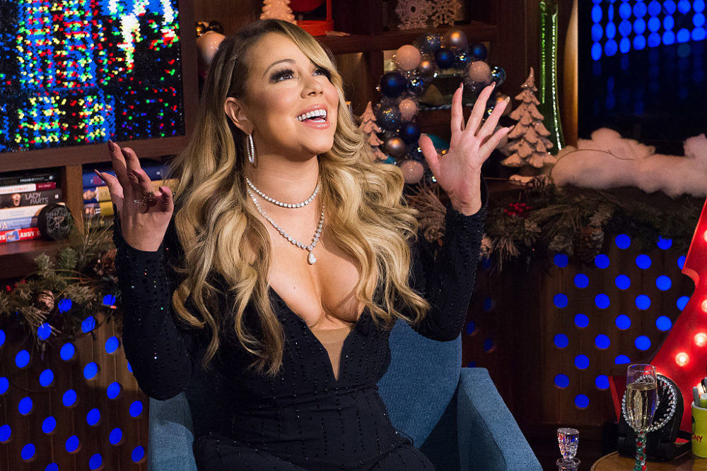Mariah Carey prank calling her assistant is the LOL we needed today