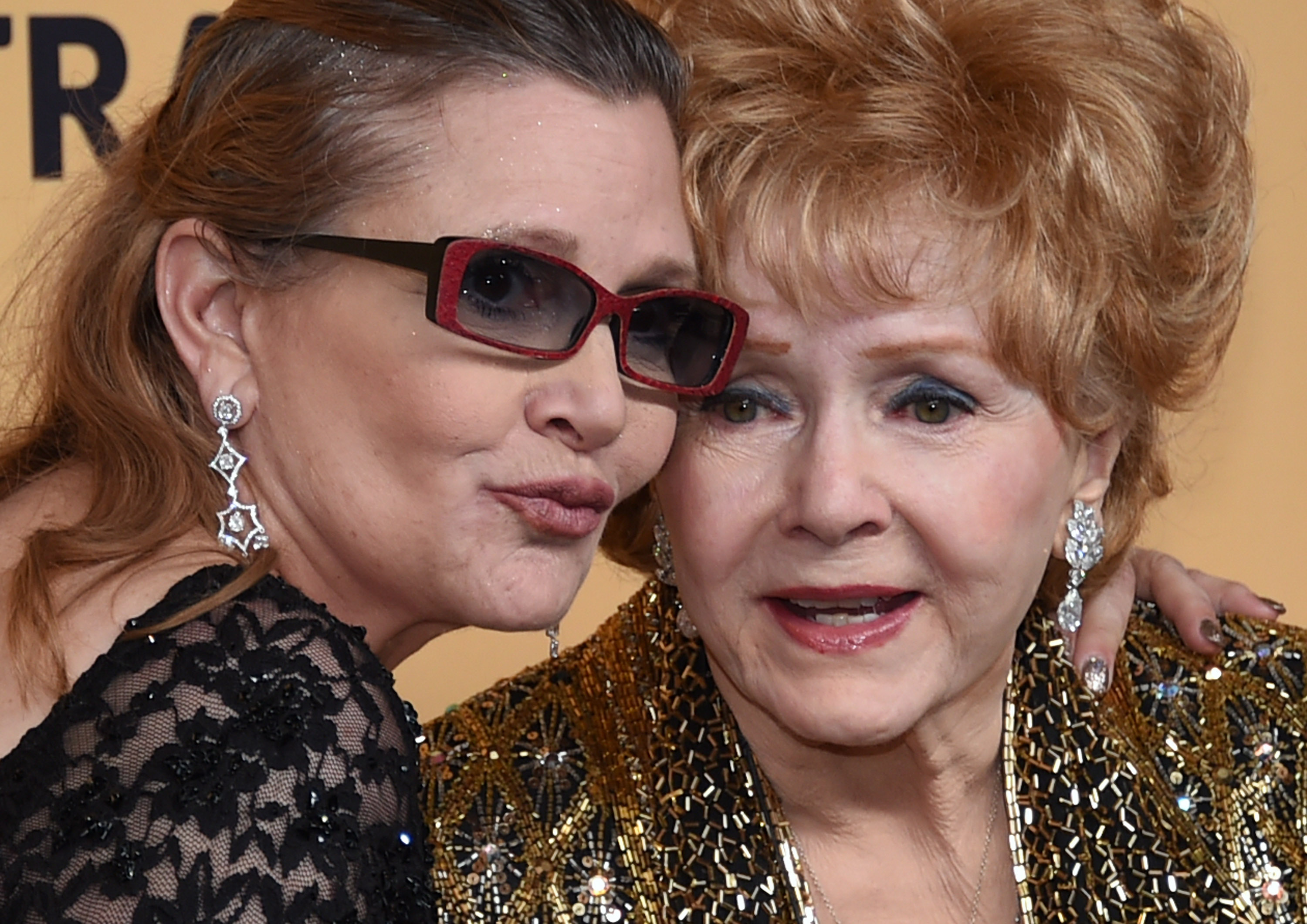 It's been confirmed that Carrie Fisher and Debbie Reynolds will have a joint funeral, and our thoughts are with their family today