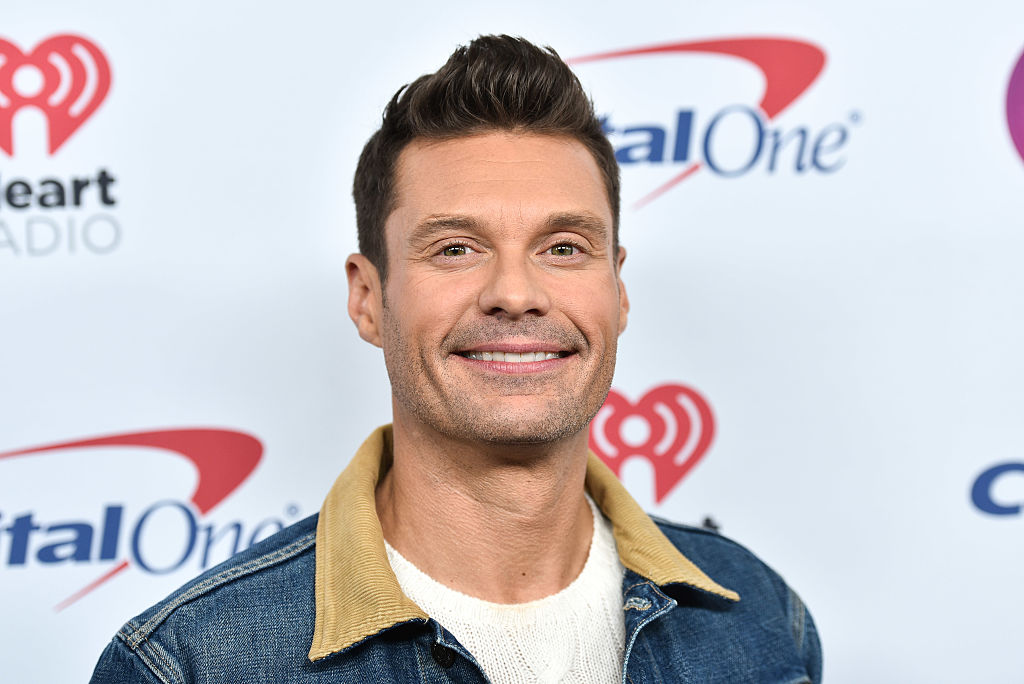 Ryan Seacrest just got stuck in an elevator because it's 2016 so of course he did