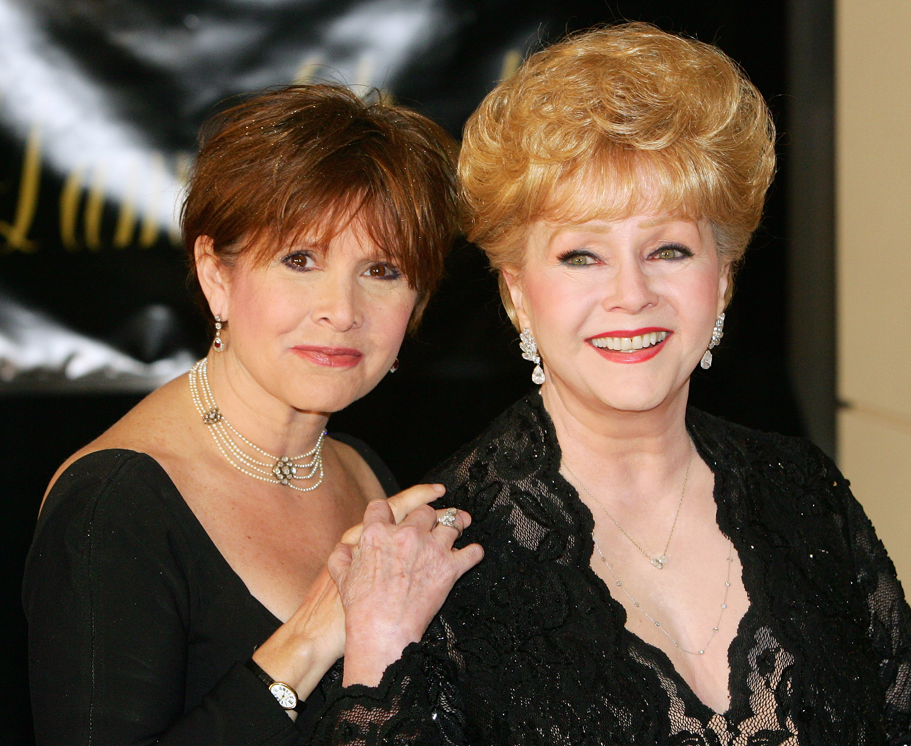 HBO just released the date for the Carrie Fisher and Debbie Reynolds documentary