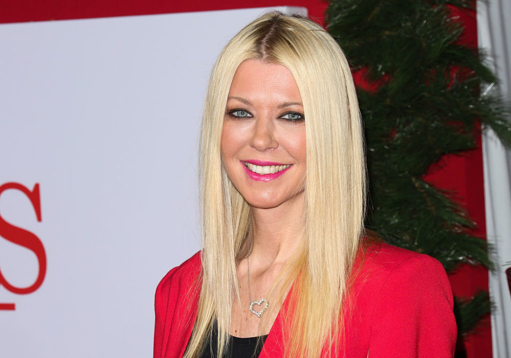 Tara Reid's father has died, and our hearts are going out to her and her family
