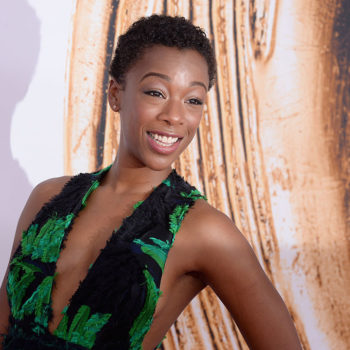 """Samira Wiley from """"OITNB"""" opened up about her relationship with her fiancé and it's beautiful"""