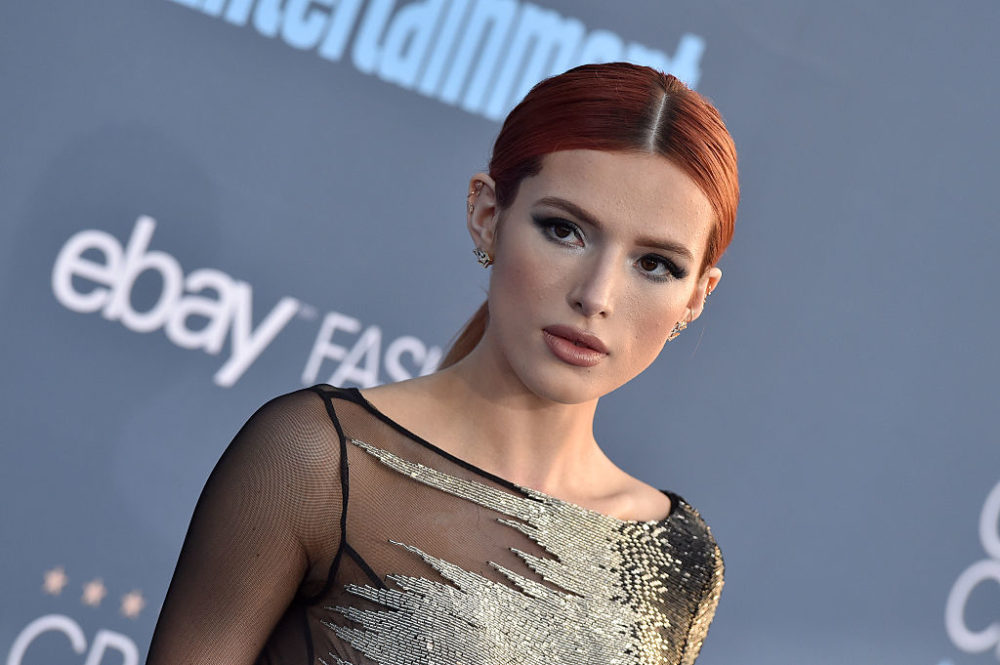 Bella Thorne may be starting her own fashion label and we are all about it