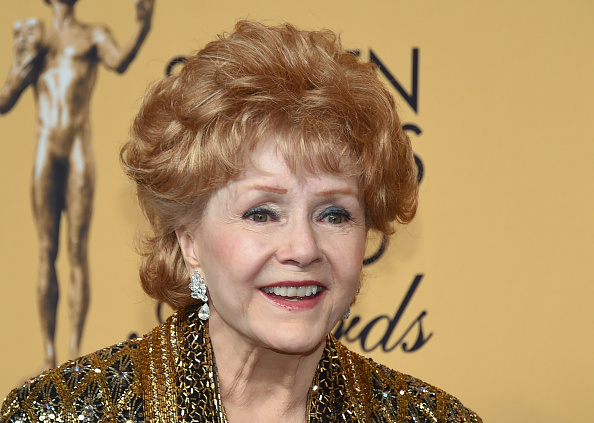 Debbie Reynolds was an incredible advocate for LGBT rights, as if her legacy wasn't already amazing enough