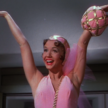 "What Debbie Reynolds' role in ""Singin' in the Rain"" meant to me as a young female performer"