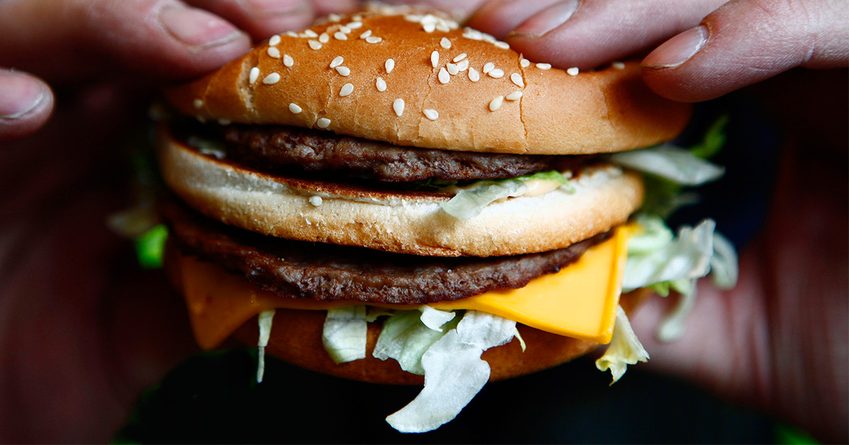 The inventor of the Big Mac has died aged 98