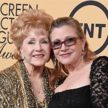 Carrie Fisher and Debbie Reynolds will reportedly be buried next to one another, and this just seems so right