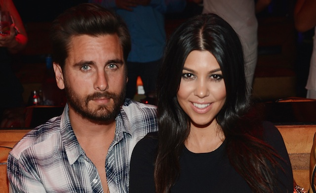 Kourtney Kardashian and Scott Disick shared pics of their family ski trip on Insta, and seems like things are still going strong!