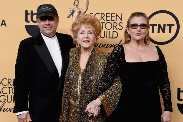 Todd Fisher said that it was Debbie Reynolds' destiny to be with Carrie Fisher, and we think that's such a beautiful sentiment
