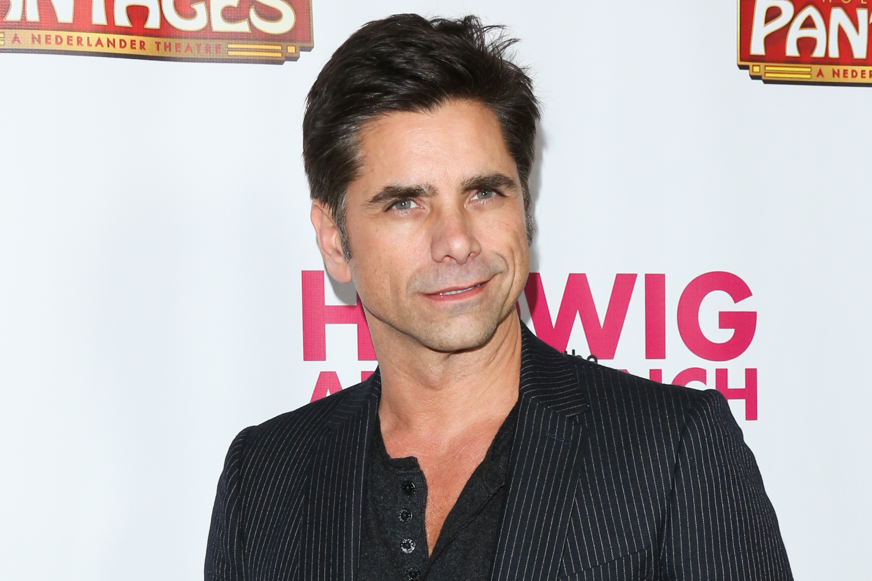 John Stamos called a fan's ex boyfriend to yell at him, because he will always be Uncle Jesse