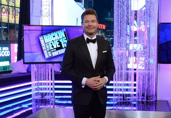 "Here's everything you need to know about ""Dick Clark's New Year's Rockin' Eve"" hosted by Ryan Seacrest, because some of us just like to stay home, okay?"