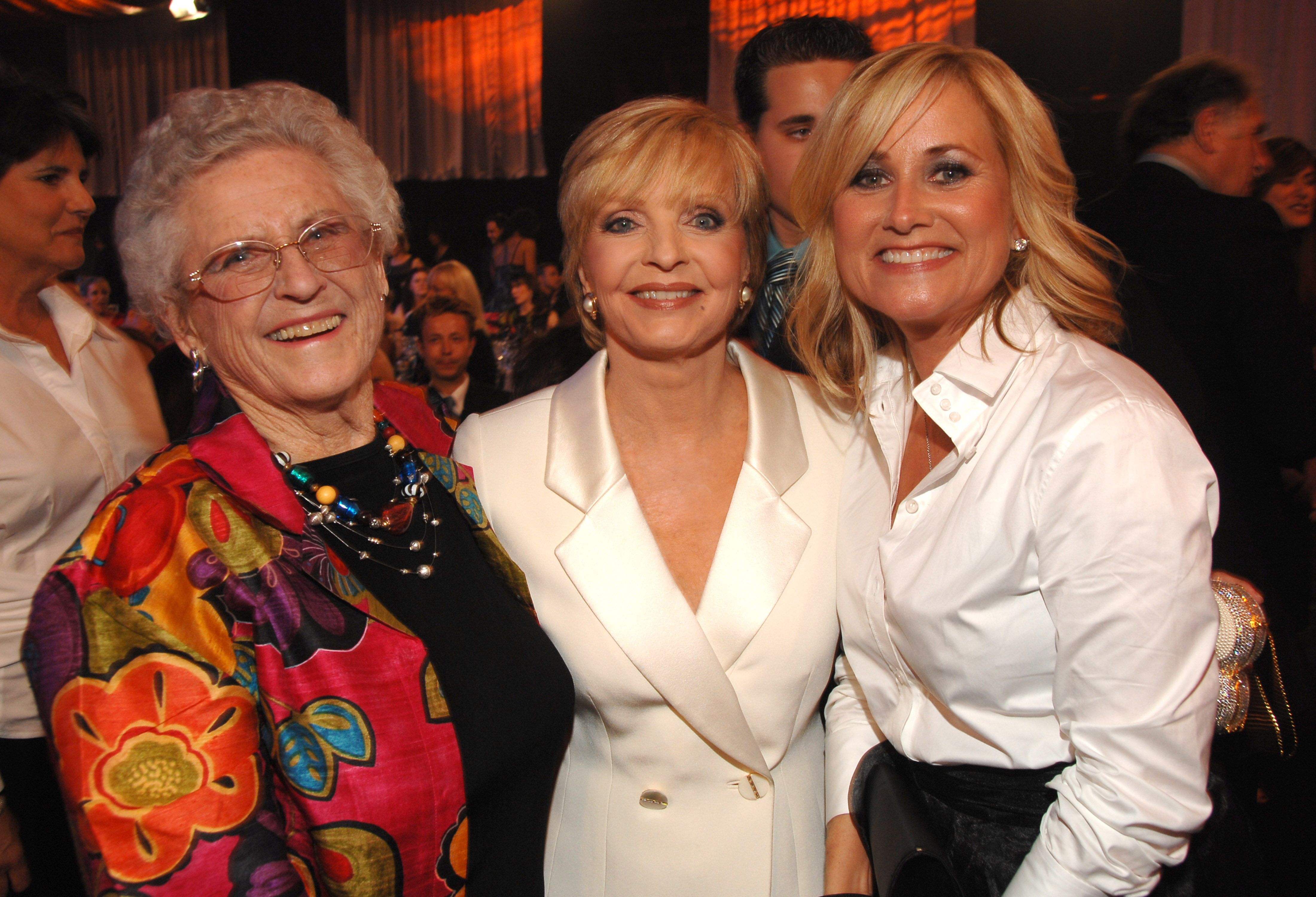 'The Brady Bunch' got together one more time for Florence Henderson because TV families are forever