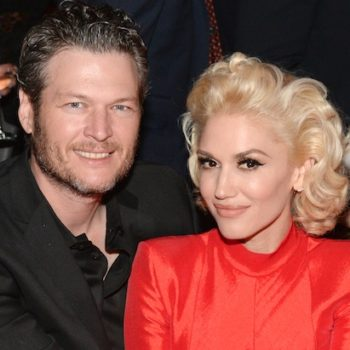 Blake Shelton and Gwen Stefani having a family dance party to an Adam Levine song is basically the cutest thing ever