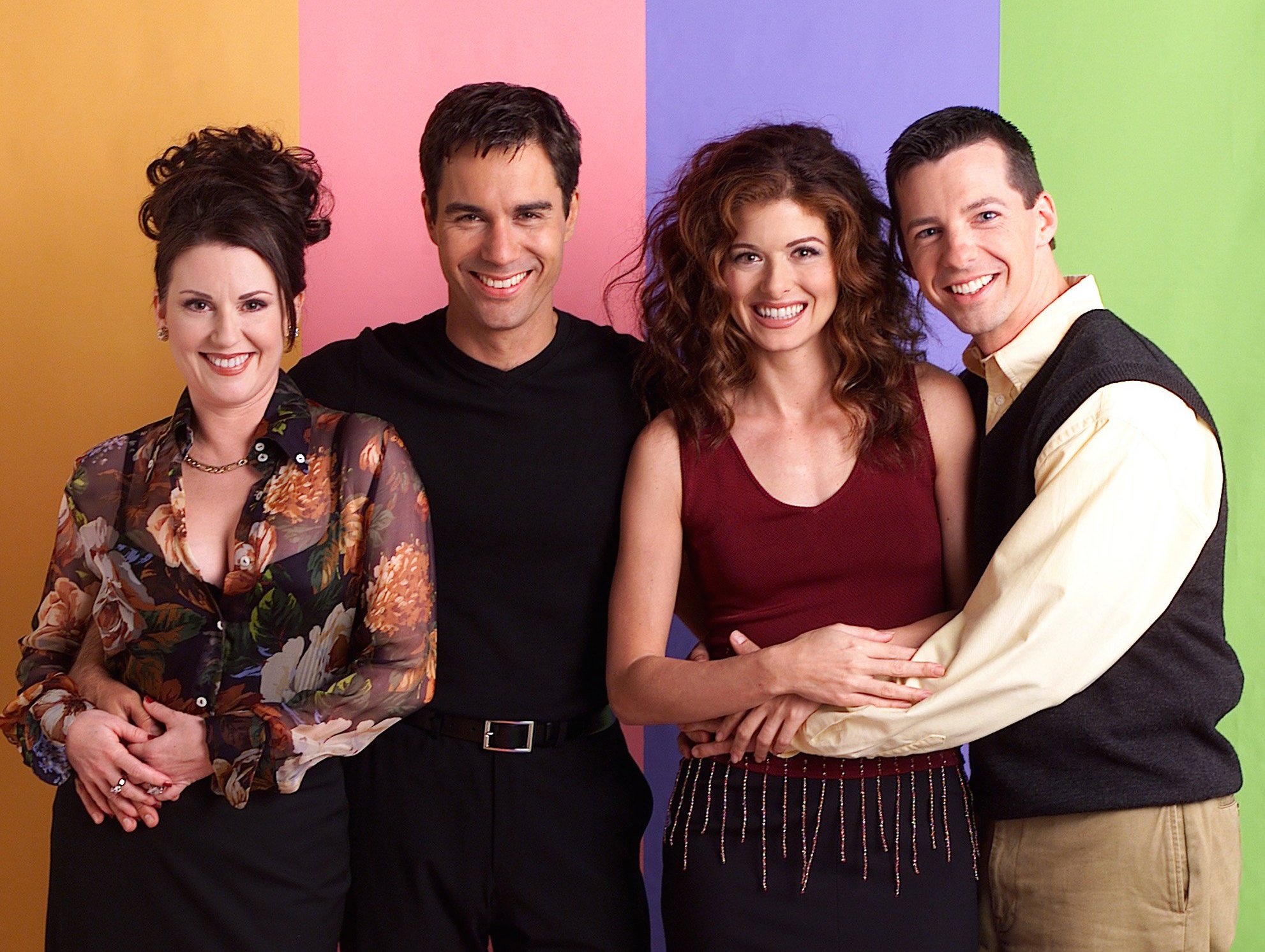 "Supposedly, NBC has ordered new episodes of ""Will & Grace,"" and so far 2017 is MUCH better"