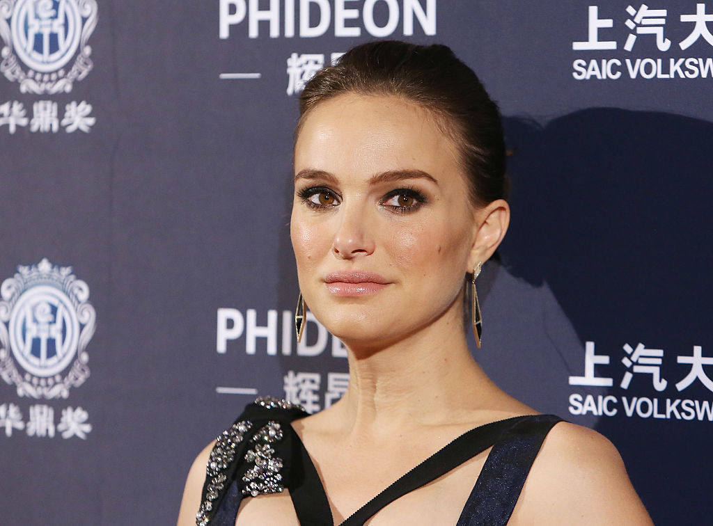 Natalie Portman's dad wanted her to quit acting for a very good reason