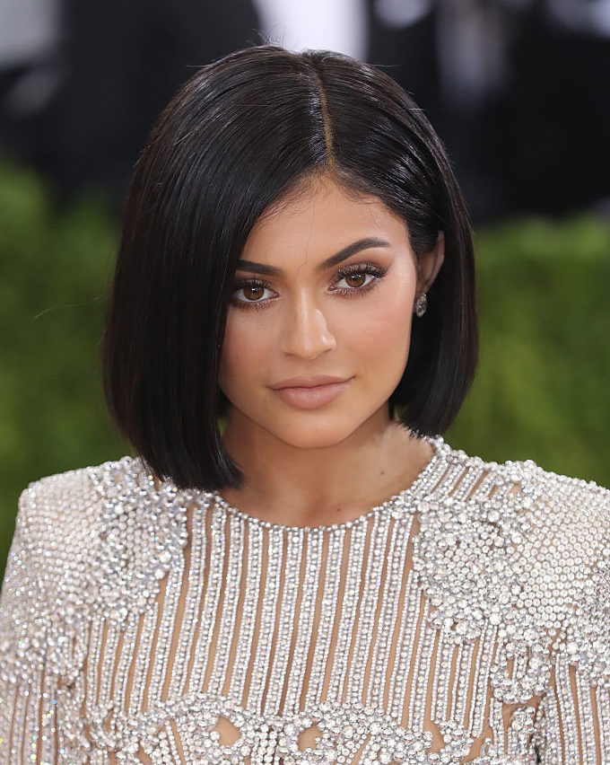 Kylie Jenner shared her favorite look of 2016, and we GET IT