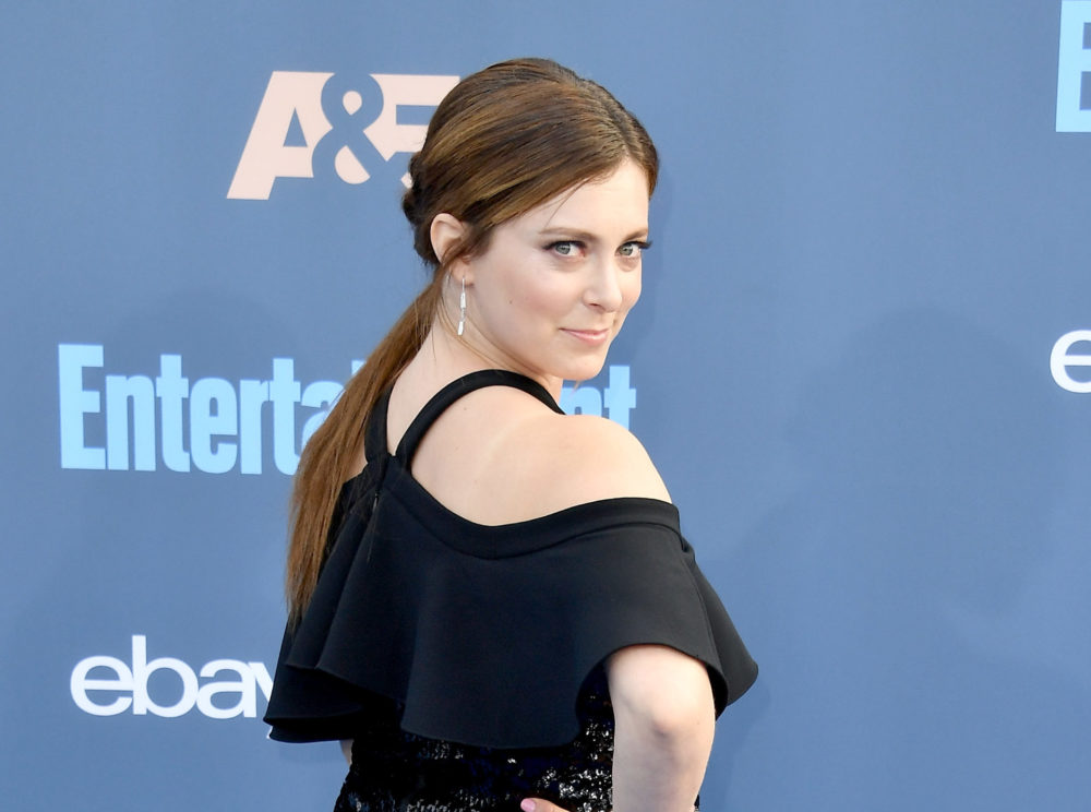 Rachel Bloom's homemade Chanukah hat is amazingly NSFW