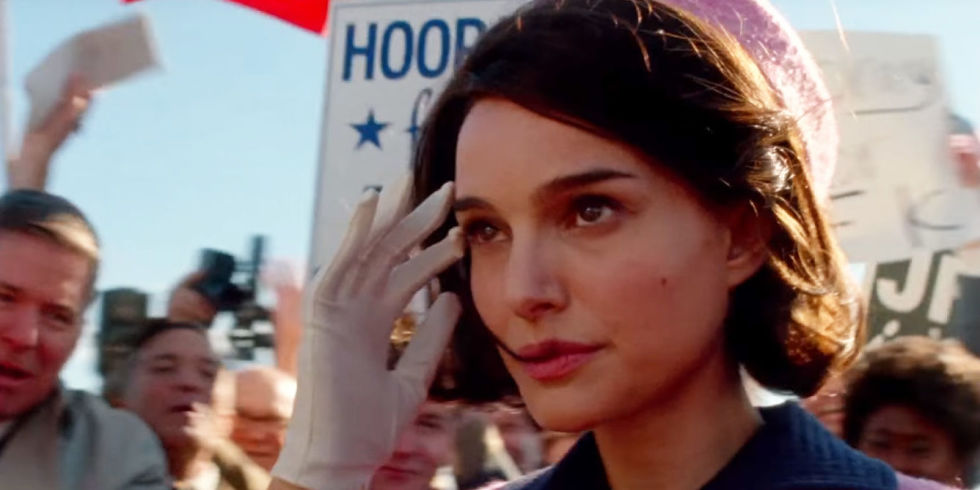 """Natalie Portman only had a month to prepare for """"Jackie,"""" which makes her more impressive than she already is"""