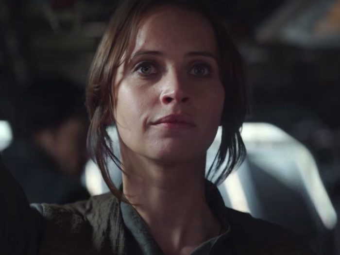 """Jyn's age in """"Rogue One"""" will make you feel like you have not accomplished enough today"""