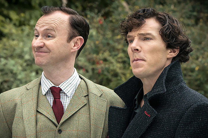 "It's time to talk about the mysterious, MIA third brother on ""Sherlock"""